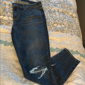 Paige Skinny Jeans Sz 32